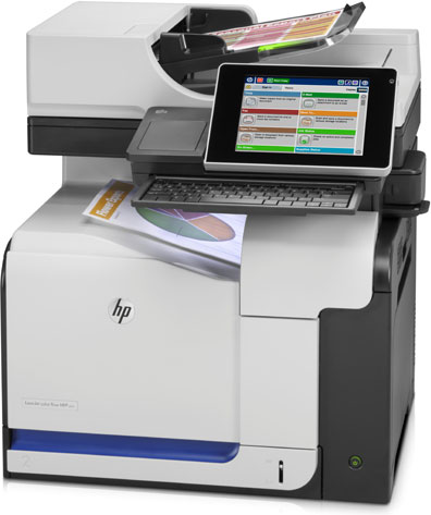 HP Color LaserJet M575 MFP